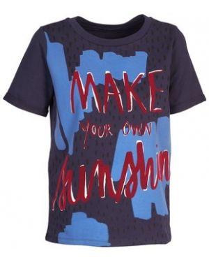 Niebieski t-shirt Kookai