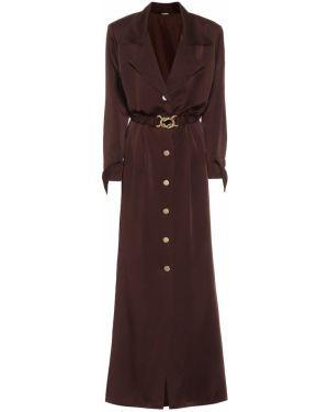 Платье макси с поясом платье-майка Dodo Bar Or