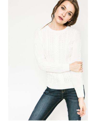 Вязаный свитер с узором трикотажный Medicine