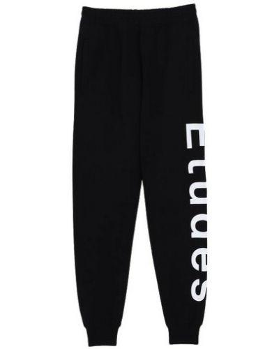Czarne spodnie Etudes