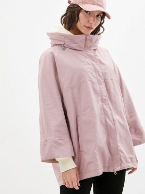 Облегченная розовая куртка Le Monique