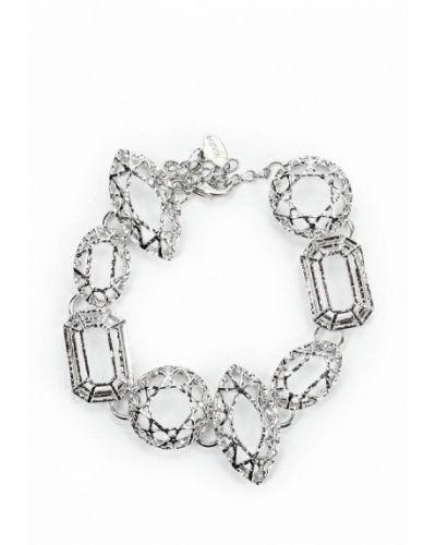 Серебряный браслет серебряного цвета Jenavi