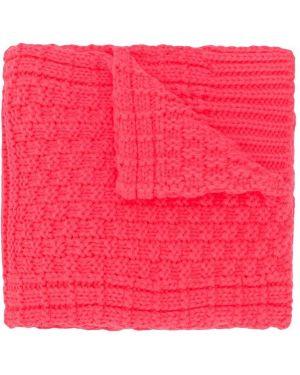 Розовый шарф Diesel Kids