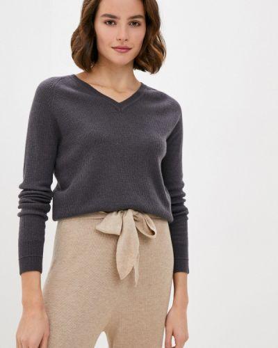 Серый пуловер Rodier