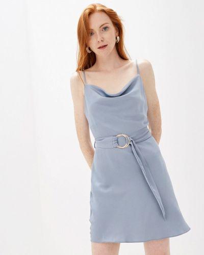 Платье платье-комбинация осеннее River Island