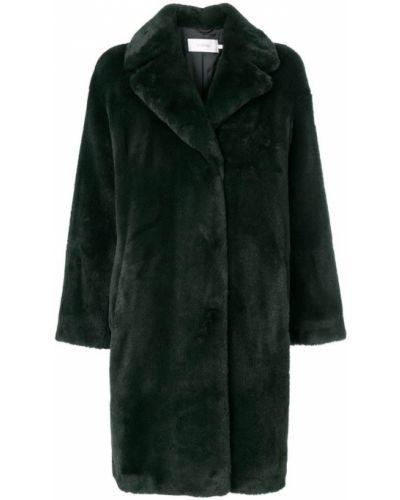 Пальто из полиэстера Stand