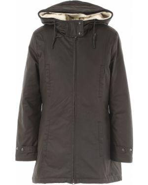 Płaszcz z kapturem od płaszcza przeciwdeszczowego z kieszeniami Woolrich