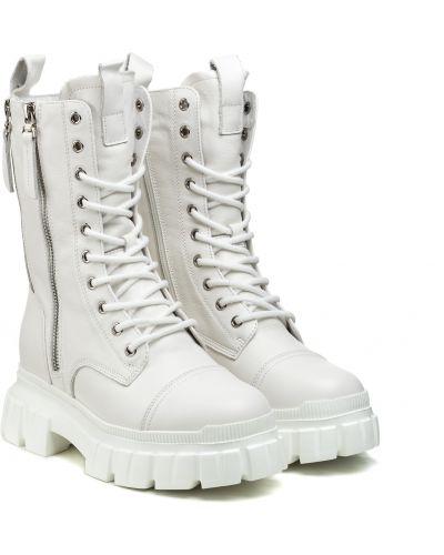 Ботинки - белые Berkonty