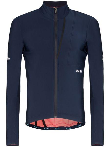 Синяя зимняя куртка Maap