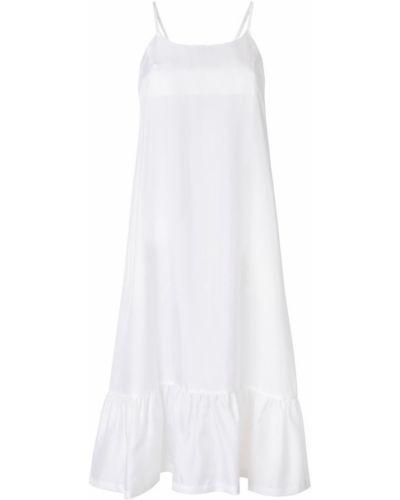 Платье миди на бретелях на молнии Comme Des Garçons Comme Des Garçons