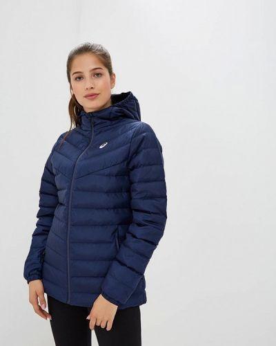 Зимняя куртка осенняя укороченная Asics