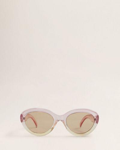 Солнцезащитные очки пластиковые стеклянные Mango
