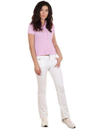 Белые джинсы Gf Ferre