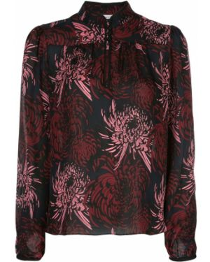 Блузка розовая в полоску Alc