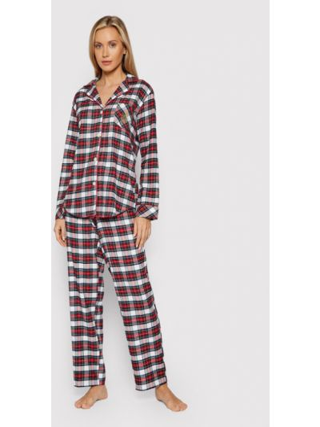 Piżama Lauren Ralph Lauren