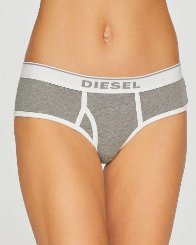 Трусы однотонные хлопковые Diesel