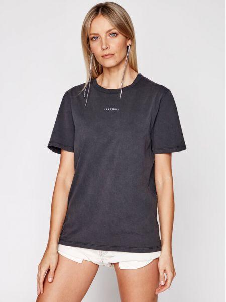 Czarna t-shirt Iro