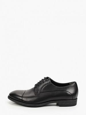 Черные туфли осенние Mascotte