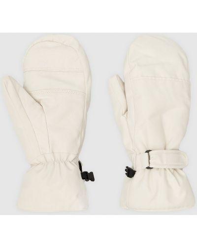 Перчатки армейские - бежевые Yves Salomon Army