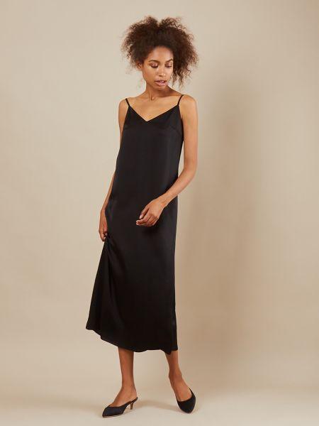 Платье платье-комбинация свободного кроя 12storeez