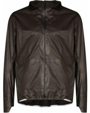 Нейлоновая черная куртка Veilance