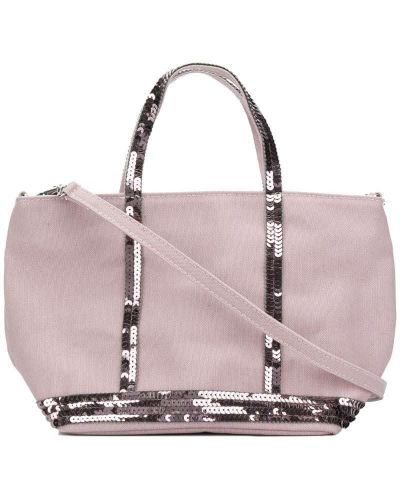 Хлопковая сумка с пайетками Vanessa Bruno