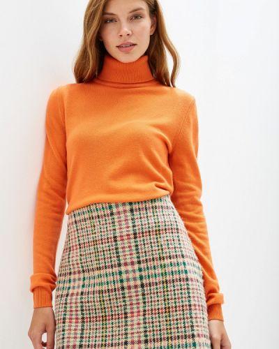 Водолазка оранжевый United Colors Of Benetton