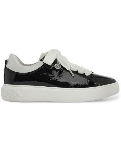 Sneakersy - czarne Peter Kaiser