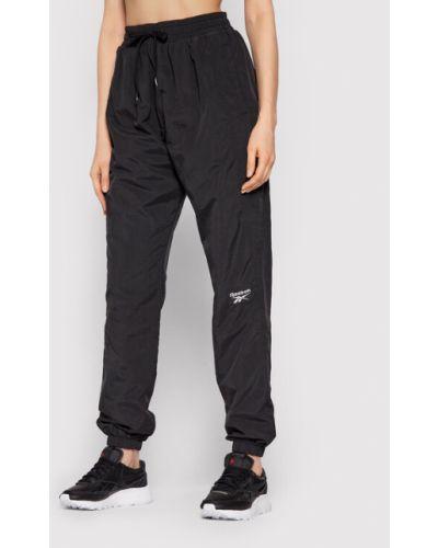 Spodnie dresowe - czarne Reebok Classic