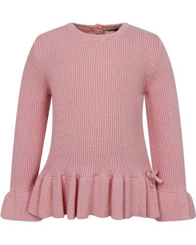Нейлоновый розовый джемпер Byblos