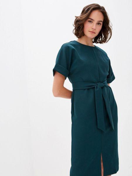 Зеленое платье Am One