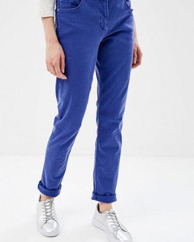 Синие брюки Betty Barclay