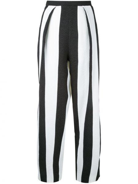 Укороченные брюки с поясом Edeline Lee