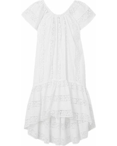 Пляжное платье - белое Miguelina
