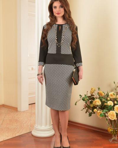 Платье миди платье-сарафан из вискозы Salvi-s