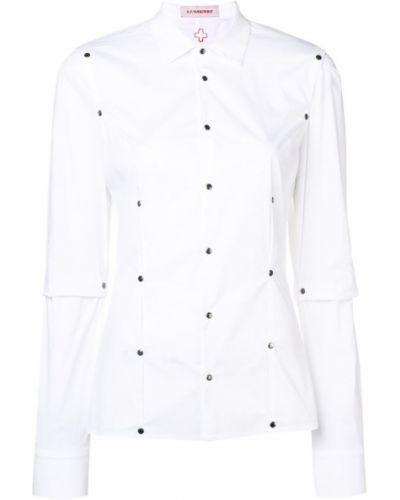 Рубашка на кнопках - белая A.f.vandevorst