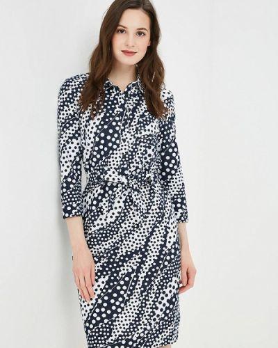 Платье - синее Vis-a-vis