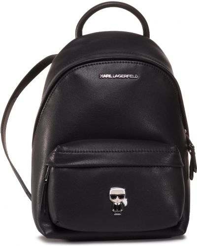 Plecak - czarny Karl Lagerfeld