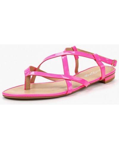 Розовые сандалии Amazonga
