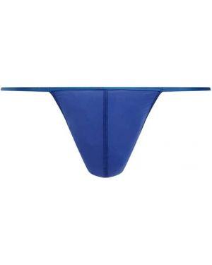 Stringi - niebieskie Hom