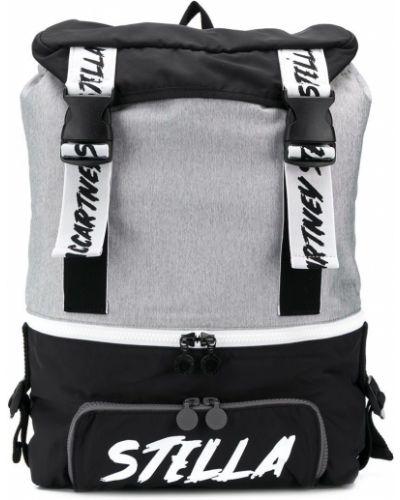 Рюкзак с логотипом спортивный Stella Mccartney Kids