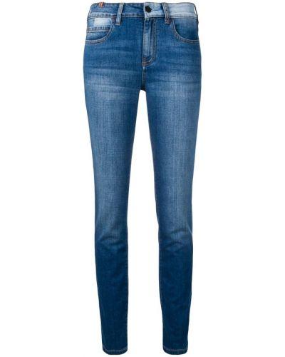 Зауженные джинсы - синие Notify