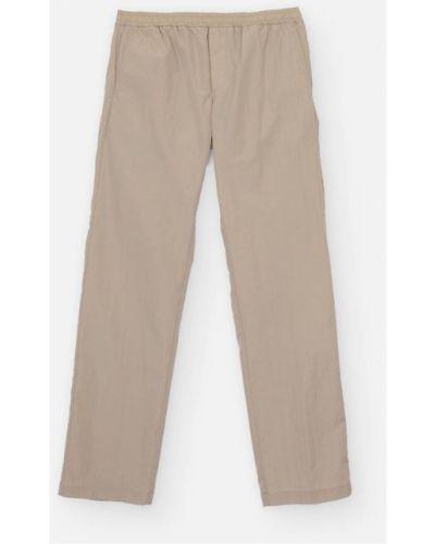 Beżowe spodnie Soulland