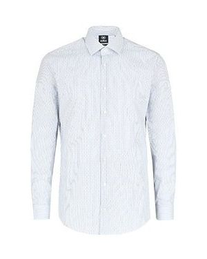 Белая классическая рубашка Strellson