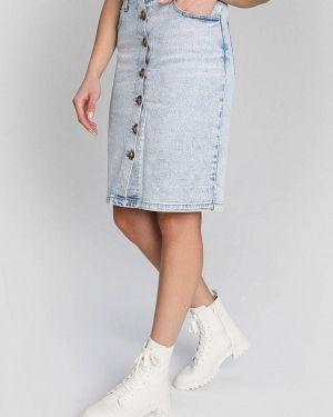 Джинсовая юбка O'stin