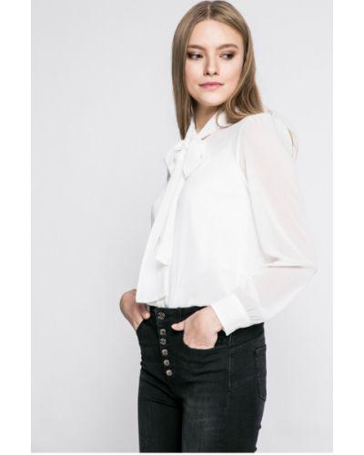 Белая блузка прямая Liu Jo