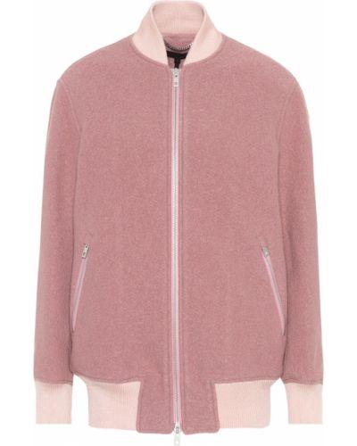 Утепленная куртка розовая Rag & Bone