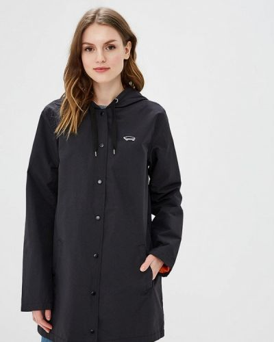 Серая куртка Vans