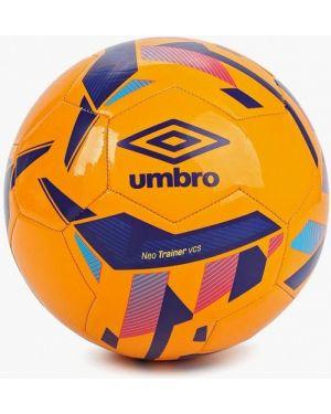 Футбольный спортивный костюм - оранжевый Umbro