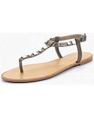 Коричневые сандалии Vivian Royal